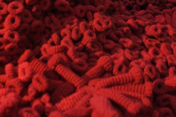 Exhibition-crochet
